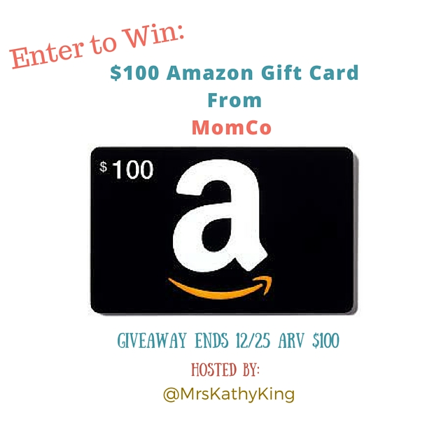 Enter to win $100 Amazon Gift Card & 12 other Great Prizes Ends 12/25 #30DayGiveaways