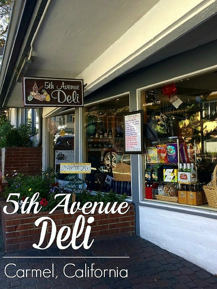 5th Avenue Deli in Carmel By The Sea
