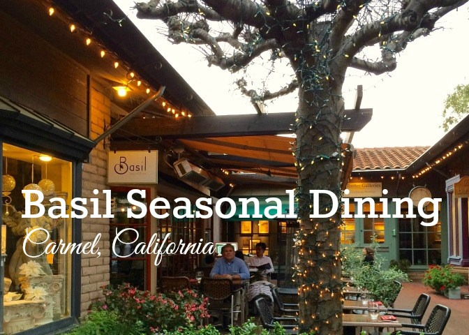 Basil Seasonal Dining in Carmel By The Sea