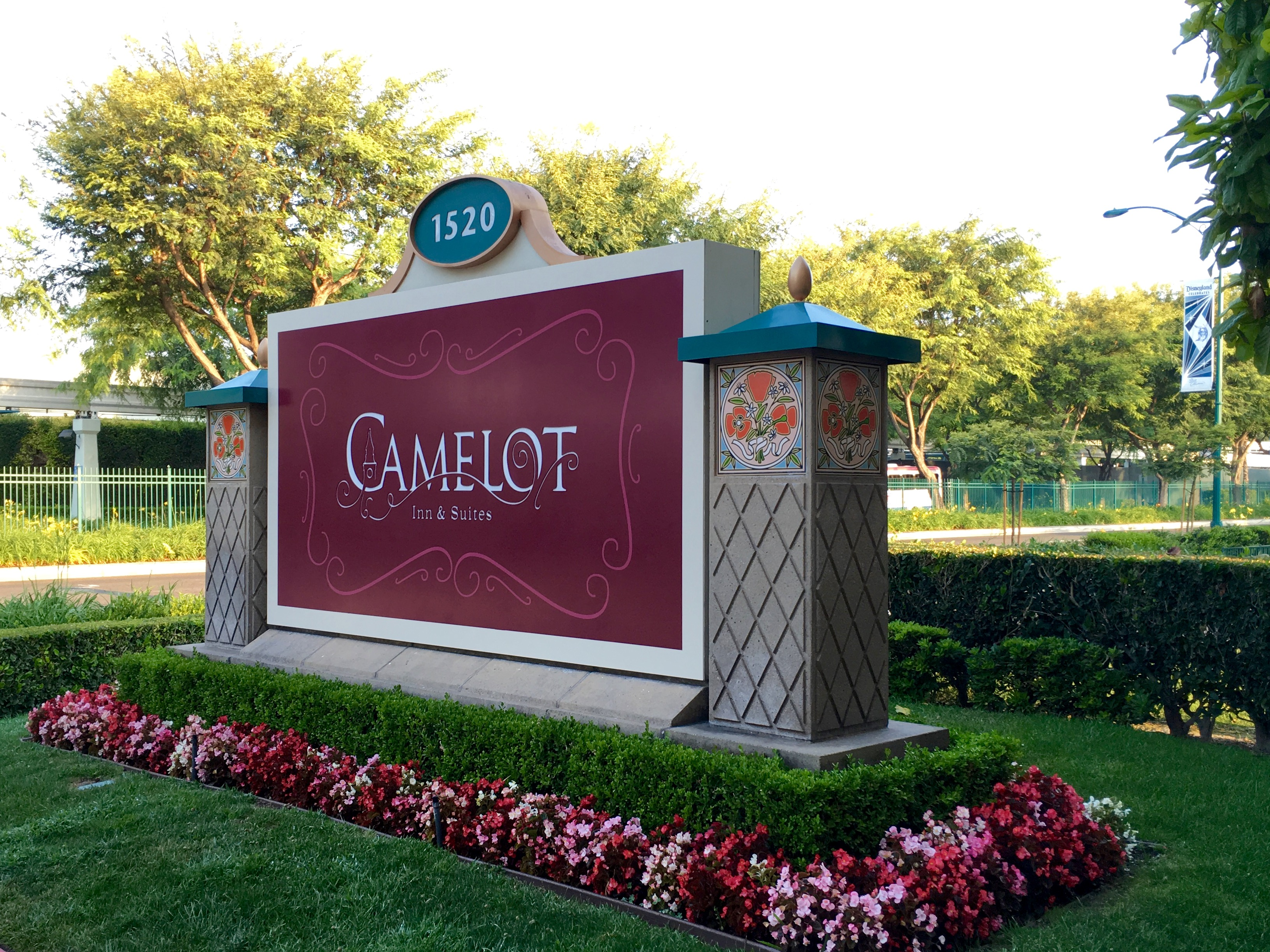 Camelot Inn – Anaheim California