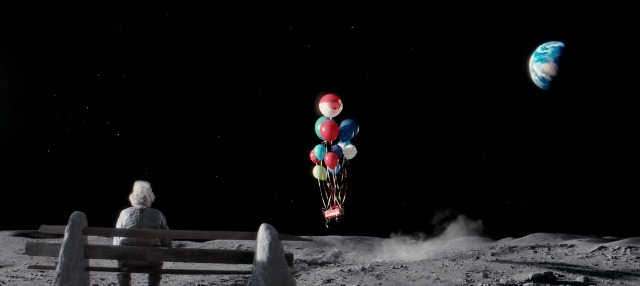 Christmas – Man On The Moon