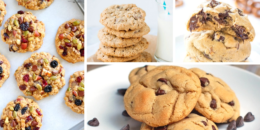 20 Delicious Lunchbox Cookie Recipes