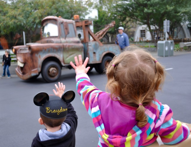Top 5 Tips for Disneyland Resort with Preschool Kids