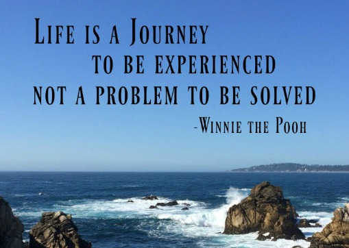 Life is a Journey to be Experienced