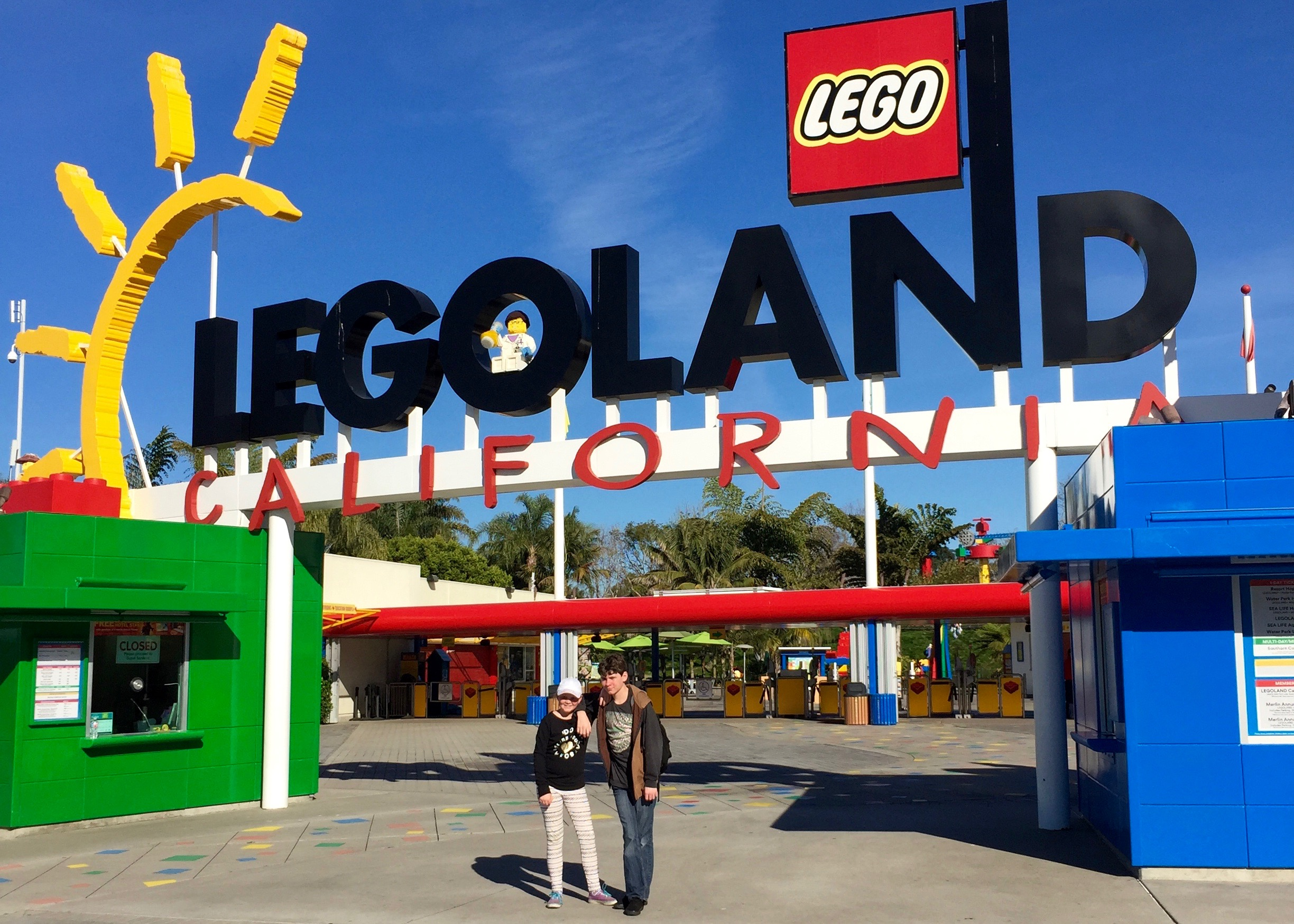 LEGOLAND California – Star Wars The Force Awakens