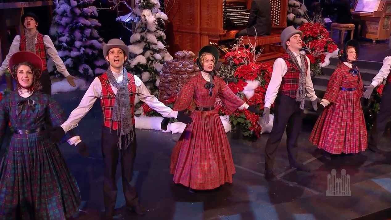 David Archuleta and the Mormon Tabernacle Choir – A Wondrous Christmas