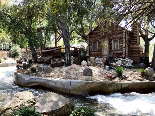 Knotts Calico River Rapids Simple Sojourns
